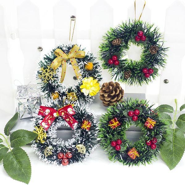Bulk Christmas Garland.Bulk 4 Styles Art Wreath Rattan Reed Wreath Garland Christmas Ornament Wedding Party Decoration Home Decor Festival Favor Grafts Home Decoration For