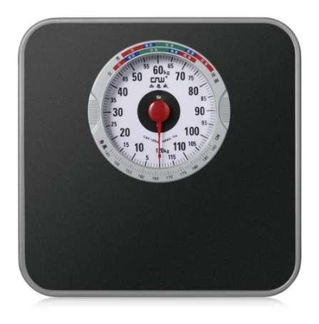 Balanças de casa de banho Maquinário doméstico balanças Balança de precisão Precisão mecânica balanças de precisão 027