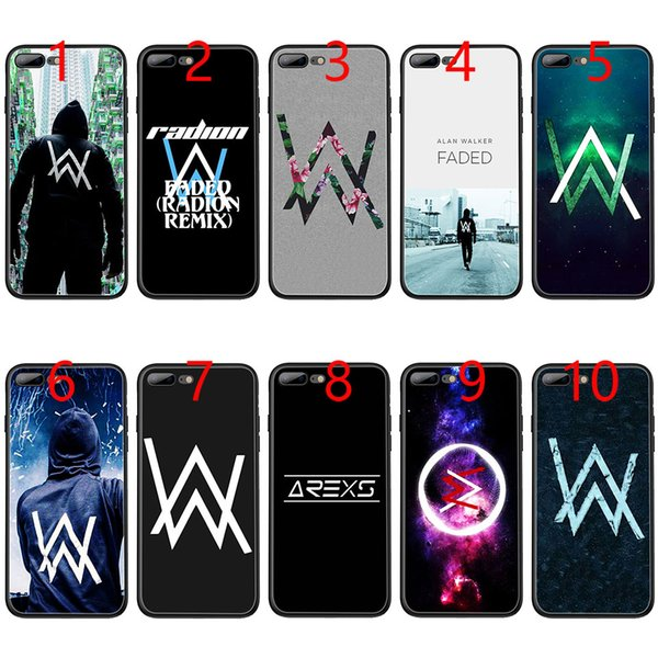 Foglia Di Bambu Remix.Custodia Cellulare Huawei Custodia Cellulare Alan Walker Dj Faded Soft Nera Tpu Iphone Xs Max Xr 6 6s 7 8 Plus 5 5s Se Cover Custodia Cellulare