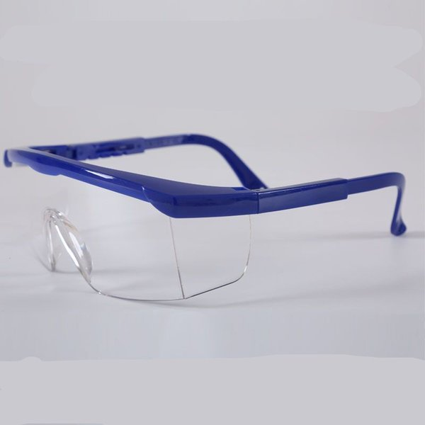 Blue Frame Protective Glasses Extensible Wind Proof Fashion Goggles Man And Women Cycling Anti Shock Eyewear 0 7ys Ww