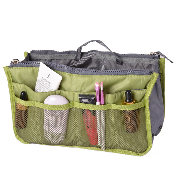 Multifunctional Small Handbag Travel Storage Bag Cosmetic Bags & Cases Toiletry Bag Cosmetic Organizer Storage Pouch Pocket