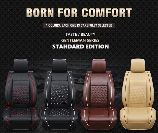 Custom New Luxury Seat Covers for Mazda 6 Mazda 3 Car Seat Cover Fundas Para Asientos De Autos Universal Fundas Para Autos De Asientos