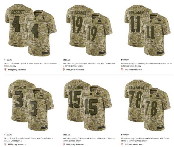 brand new 54bfd c5853 2019 Custom Camo Salute To Service Limited Jersey Oakland Raiders Derek  Carr American Football Jerseys Sports All Stitched Team AFC Color Rush From  ...