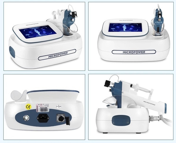 Multifunctional Needle Free Mesotherapy Injection Beauty Device Meso Gun Therapy Facial Lifting Shape Injector Skin Care Tightening Machine