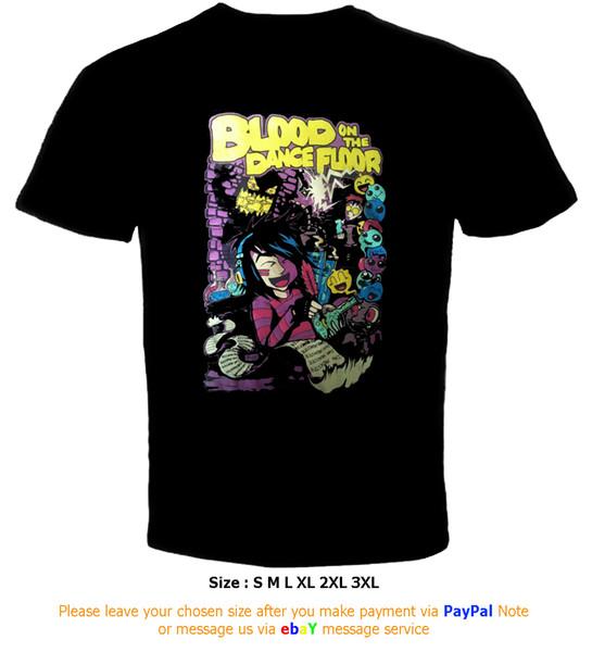 Grosshandel Blood On The Dance Floor T Shirt Interessante Bilder Von Xm23tshirt 12 05 Auf De Dhgate Com Dhgate