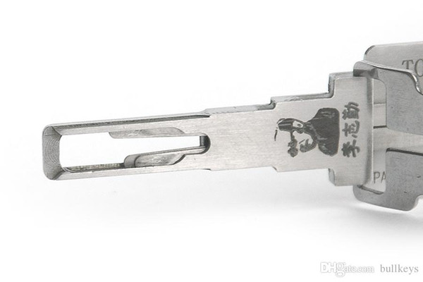 Lishi Key Reader auto tools TOY48 lock pick and decoder/car key decoder/locksmith tool for New Lexus / Toyota Crown BK197