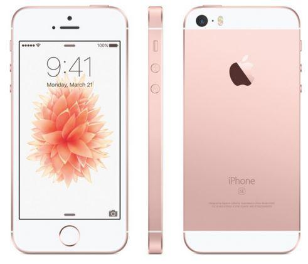Apple iPhone SE Smartphones Original Unlocked Dual Core 12MP iOS Fingerprint Touch ID Free Case 2GB RAM 16/64GB ROM Smartphone