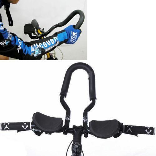 Alloy Bike Rest Manubrio Ciclismo MBT Relax Bar Road Accessorio per Mountain Bike Novità