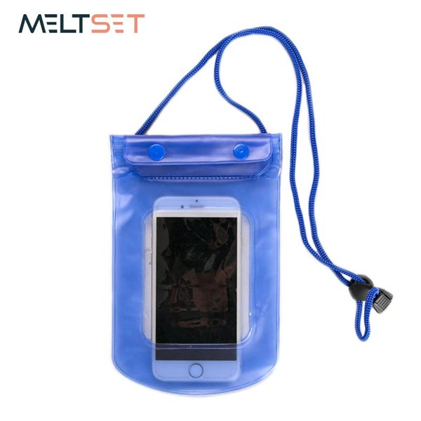 Custodia impermeabile per telefono portatile Custodia impermeabile per cellulare Custodia subacquea per immersioni subacquee
