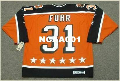 Hommes # 31 GRANT FUHR 1984 Campbell