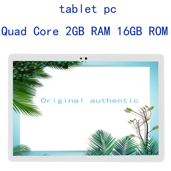 BMXC 10.1 inch tablet android 7.0 Quad Core 2GB RAM 16GB ROM 3G Smart tablets Dual cameras IPS Wifi Bluetooth GPS