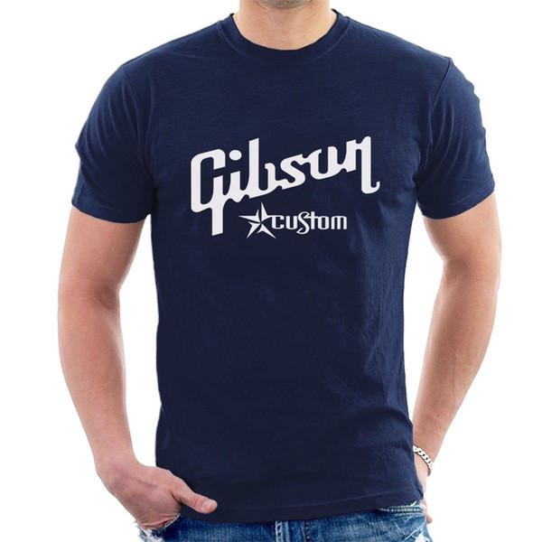 GIBSON GUITARRAS PERSONALIZADAS CAMISETA Inspirado HOMBRE MUJERES NIÑOS TAMAÑOS S05 Casual Divertido envío gratis camiseta Unisex