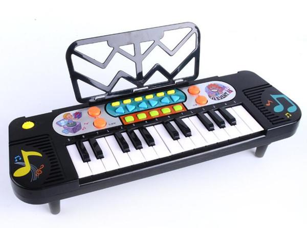 Clavier de piano multi fonction pour enfants 25 touches 1-3 ans, fille, éducation, intelligence, musique, jouet, piano