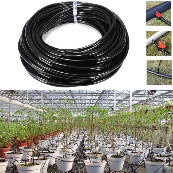 Bewässerung Garten Tropfbewässerung 1//4 /'/' Barb-Anschluss für 4//7mm Schlauch