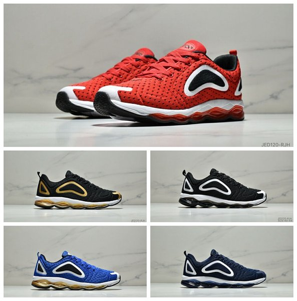 2018 Kanye West 700 Genuine Leather Mesh Thick Bottom Cushioning Casual Old Dad Shoes Originals Yung-1 700 Wave Runner Casual Sneakers