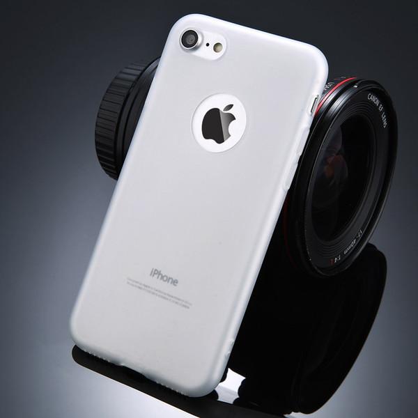 YunRT Конфеты Цвет Телефон Чехол Для iPhone 7 Plus Обычный Мягкий Кремний ТПУ Задняя Крышка Чехлы Для iPhone X 7 6 6 S Plus 5 5S SE Coque