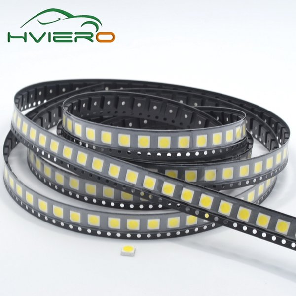 500pcs 5050 RGB white Red Green Blue Yellow UV SMD/SMT Diode LED PLCC-6 3-CHIPS Super Bright lamp light Diodes green product