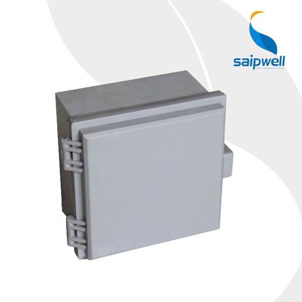 2014 superior quality SP-WT-151590 CE Approved Hinge type buckle Waterproof Box/Instrument Enclosures/Junction box ABS material