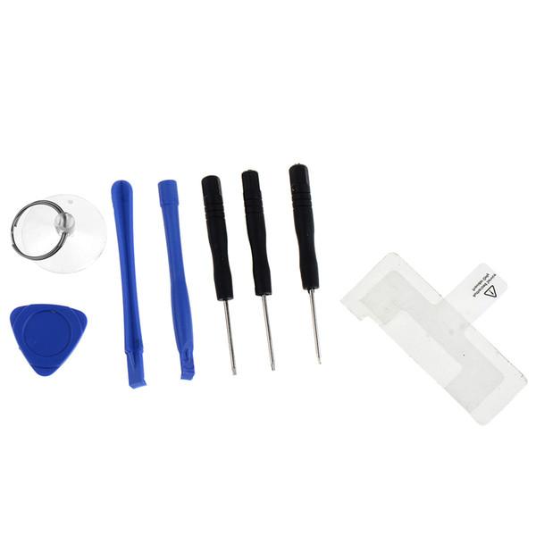 Универсальный 7 в 1 монтировку Открытие инструменты комплект отверток ремонт разбирать набор для 4s батареи клей