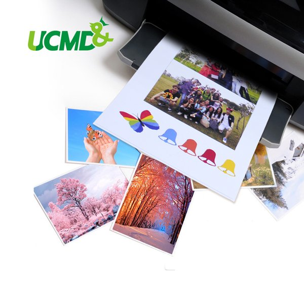 New Fridge Magnets Matte Finish Magnetic Printing Paper Magnetic Paper Photo Refrigerator Sticker