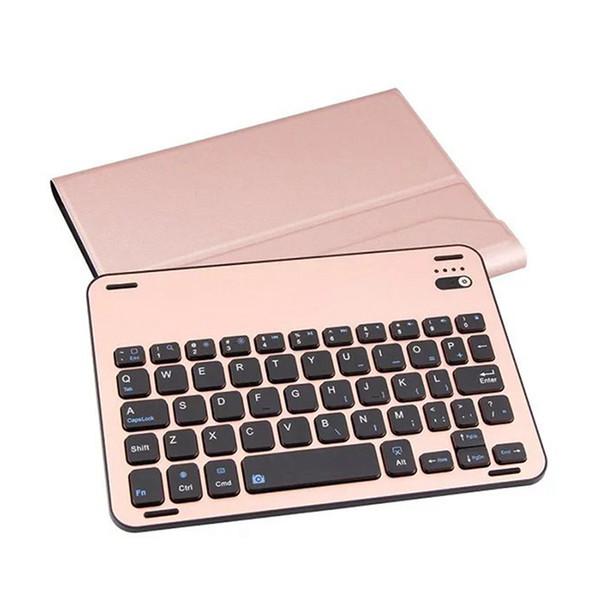 Alta qualidade ultra-fino teclado Bluetooth Mudo tablets e smartphones para teclados sem fio Estilo do Windows Android