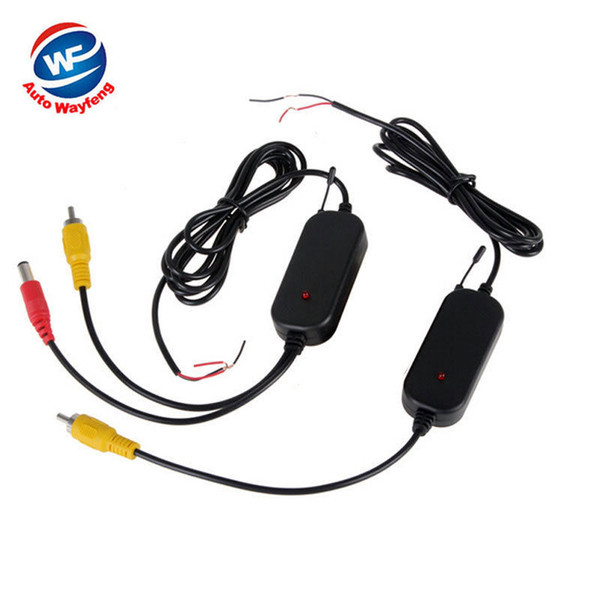 2.4G wireless receiver for Car Monitor back up Reverse Rear View Camera 2.4G wireless transmitter 2.4G WIRELESS Module adapter