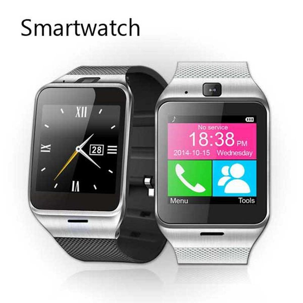 Aplus Gv18 Smart Watch 1.5INCH Waterproof Bluetooth Smartwatch Wrist Android Montre Connecter NFC Wearable Devices 10PC/LOT