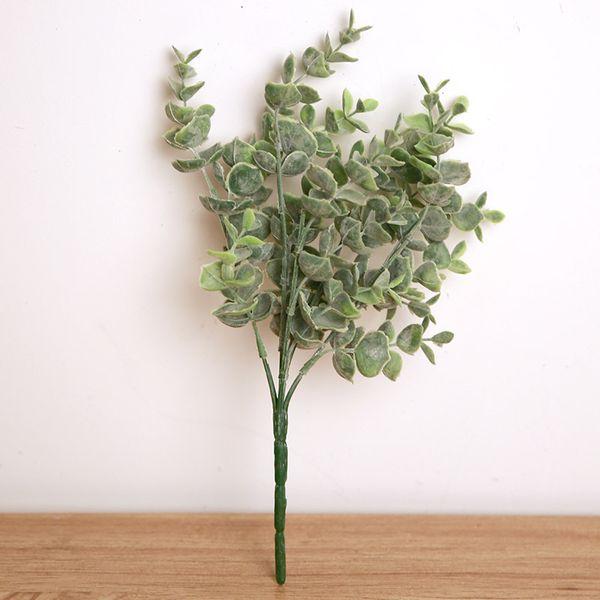 Grüne Pflanzen Vintage Künstliche Pfingstrose Seidenblume Home Hochzeit Decor Hight Qualität Simulation Gefälschte Blumen Kreative 3 3rm jj