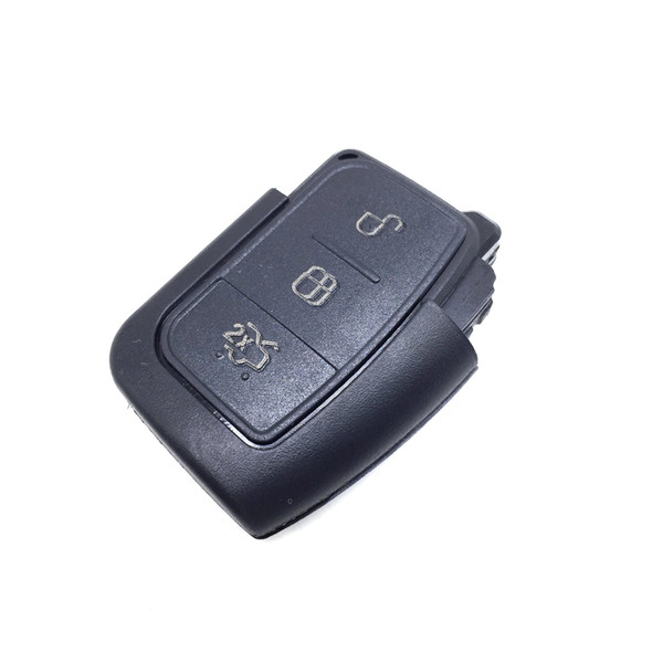 Replacement 3 Buttons Flip Folding Remote Car Key Shell FOB For Ford Focus Mondeo Fiesta Key Cover Case