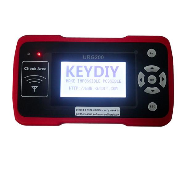 El fabricante remoto de URG200 es la mejor herramienta para el mundo de control remoto. La misma función con la máquina de programación de llaves para autos KD900