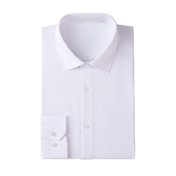 Popular Long Sleeve Oxford Formal Casual Suits Slim Fit Shirt Men Blouse Comfortable Camisa Masculina Men Shirt