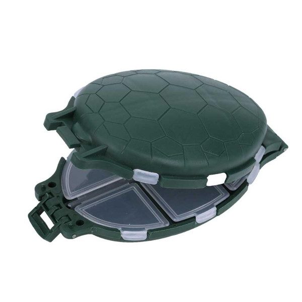 Turtle 12 Compartments Portable Waterproof Fishing Tool Accessories Lure Bait Tackle Storage Box Case Multi Container Pesca Fishing Box