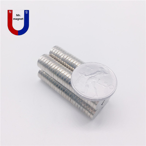 wholesaler 30pcs super strong 20x4 magnet 20*4 N35 permanent rare earth magnet 20mm x 4mm industry neodymium magnet D20x4mm
