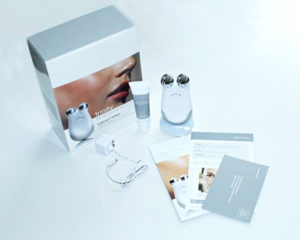 2018 Nuface Trinity Pro Big Package Facial Trainer Kit Skin Care Tool DHL Fast Shipping