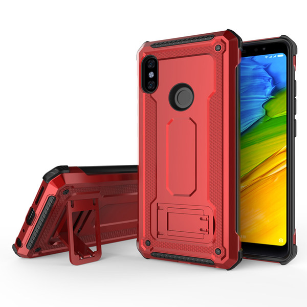 Magnetic Car Mount Stand TPU PC Hybrid Case For XiaoMi 5X RedMi Note 4 4X 5 5A Prime Huawei P20 P30 Pro Mate 20 Lite P Smart 2019 OPPO A83