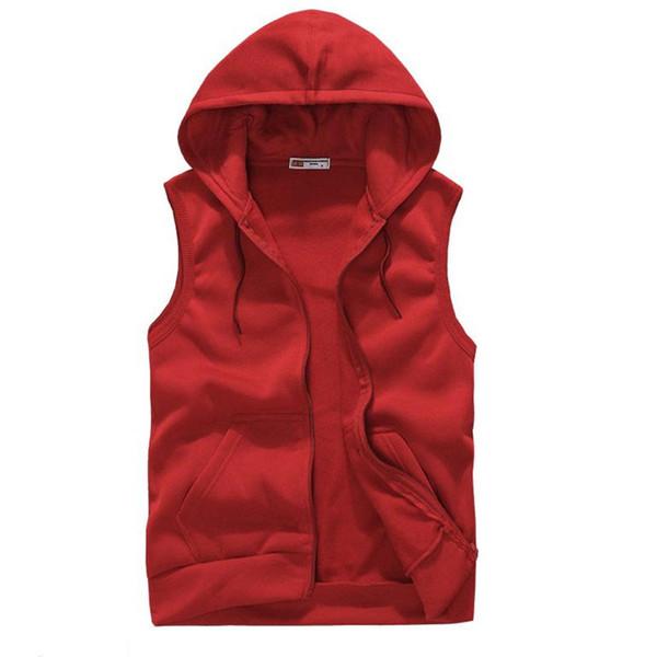 2018 neue Mode Designer Hoodies Mens Sleeveless Hoodie Frauen Hoodie Paar Hoodies Casual Sport Sweatshirt 5 Farben Größe M-2XL