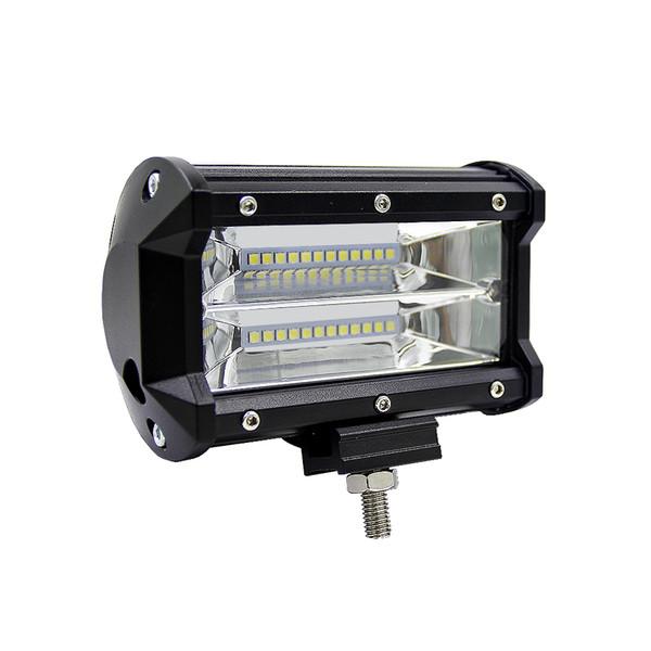 Offroad 5INCH 72W LED Work Light Bar Spotlight 12V 24V CAR TRUCK SUV BOAT ATV 4X4 4WD TRAILER WAGON PICKUP DRIVING LED LAMP