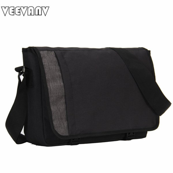b9d53f20d2 VEEVANV Designer Men s Buisness Crossbody Bag Attache Laptop Case Office  Briefcase Postman Men Messenger Bag Casual Shoulder