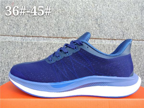 2018 Zoom Pegasus Nike Air Zoom Mariah Flyknit Racer Turbo zapatos para correr para mujeres, hombres, zapatos de deporte de moda transpirable de alta