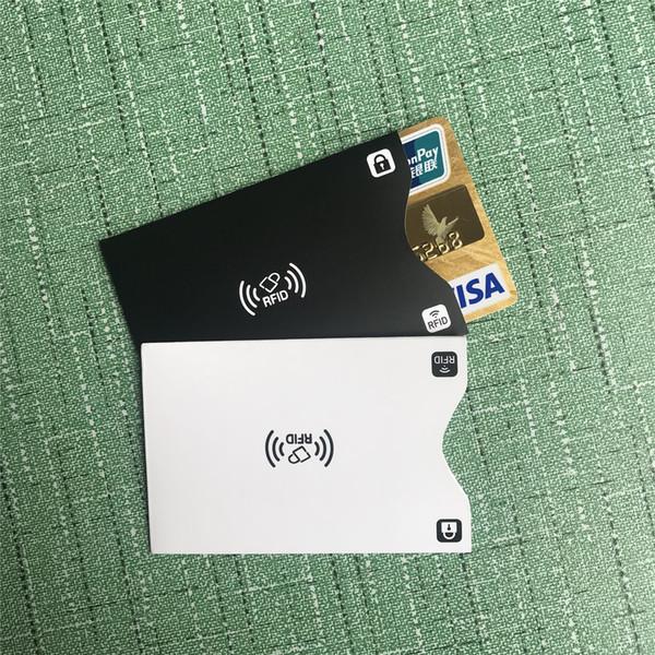 10 RFID блокировка рукава конечной премиум кражи личности защиты рукава для мужчин и для женщин