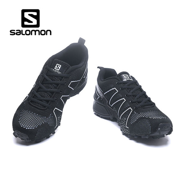 Salomon Trail running shoes flying knit sneaker for mens mountain Damen Sneakers 2018 PE Athletic Sport Shoes outdoor sneaker nice gift