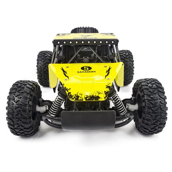 Voiture électrique Rc 1: 16 haute vitesse Rock Rover Jouet Télécommande Télécommandée Machine Off -Road Véhicule Jouet Rc Voiture de Course pour Enfant