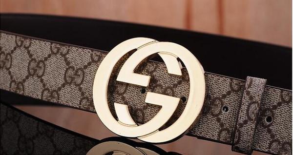 Brand designer high quality fashionable luxurious belt neutral type simple belt Designer Men and women brand Belt