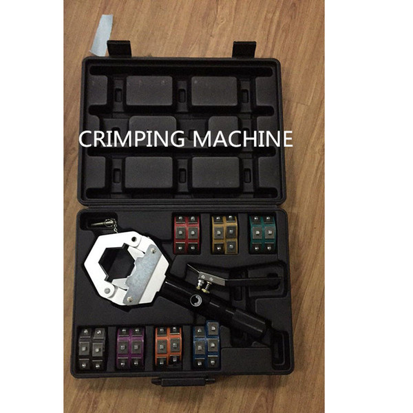 Crimping Machine tool box for making auto ac pipe hose auto air conditioning parts auto parts