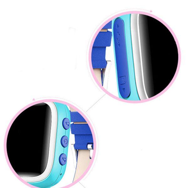 Kid Smart Watch Wristwatch SOS Call GPS Location Device Tracker for Kid Safe Anti Lost Monitor Baby Gift VS Q50 U8 DZ09 GT08