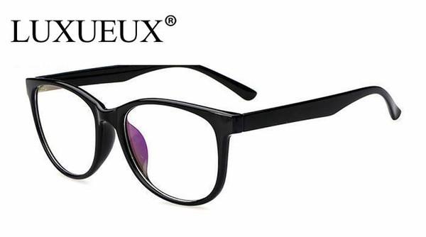 Şeffaf Lensler Ile gözlük Üst Moda Kadınlar Marka Tasarımcısı 2015 Yeni Varış Sıcak Pazarlama Yüksek kalite Renkli Optik Çerçeve