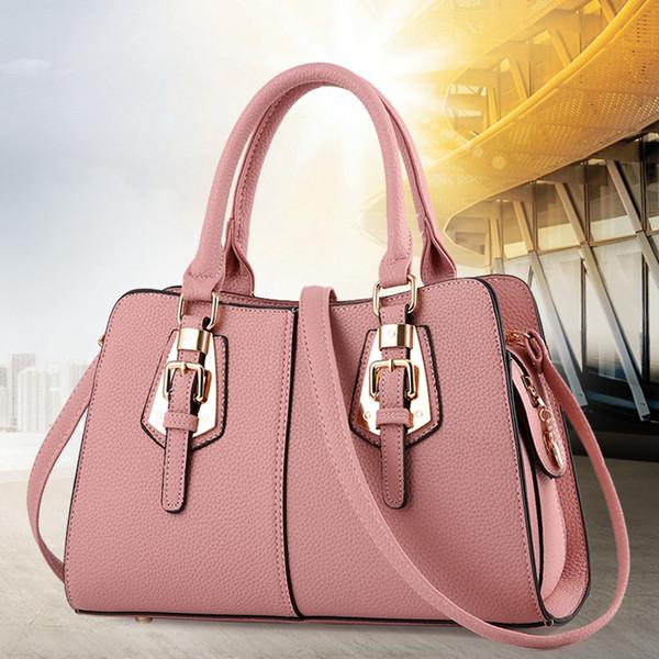Großhandel Heißer Verkauf Modedesigner Marke Frauen Handtaschen Aus Leder Damen Umhängetaschen Einkaufstasche Weiblich Retro Vintage Umhängetasche