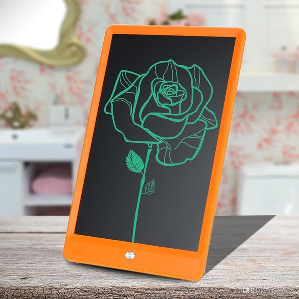 """E-Writing Board Portable LED Writing Tablet Christmas Gift Erase Drawing Kids Children Toys 10"""" inch Handwriting Pads Epaper Retail Package"""