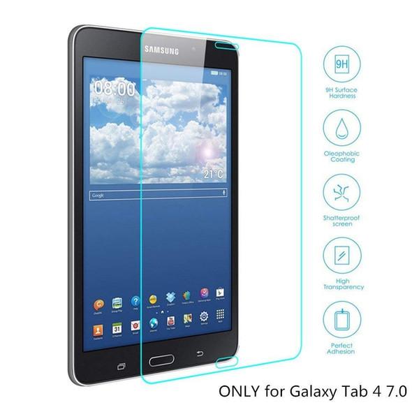 Pour Samsung Galaxy Tab S2 T810 T815 T710 T715 T715 C Onglet E T560 Dur Protecteur D'écran En Verre Trempé Protecteur D'écran