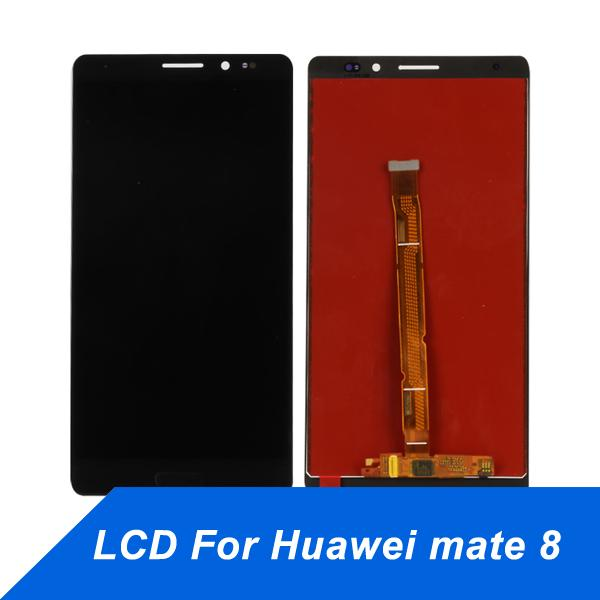 Cell Phone Touch Panel for Huawei Mate 8 LCD Display Repair Touch Screen Digitizer Assembly Screen for huawei mate8 free shipping